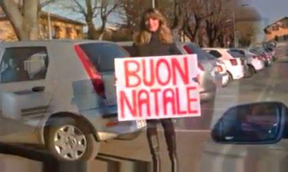 Laura Rossoni chiede più parcheggi a Babbo Natale