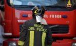 Incendio in casa si ustiona in viso per salvare la suocera