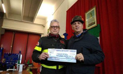Un anno da eroi: il 2017 dei Vigili del fuoco volontari di Romano