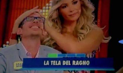 """Mattia prova a espugnare il montepremi e una """"ragazza"""" da Paolo Bonolis"""