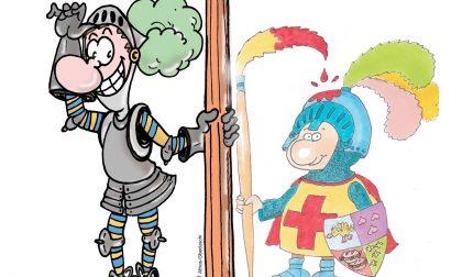 Caverpaga humour cerca fumettisti per la seconda edizione
