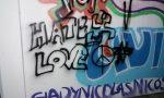 I vandali rovinano i murales dell'Avis