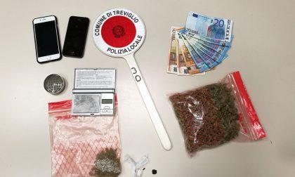 Droga bilancino e soldi, perquisito dalla Polizia locale