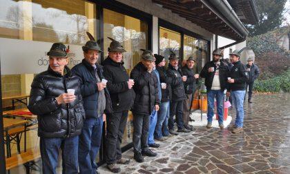 Alpini in campo per la solidarietà FOTO
