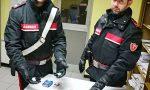 Droga Zingonia, primo arresto dell'anno a Verdellino