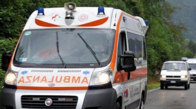 Brutto infortunio a Mapello, operaio perde quattro dita
