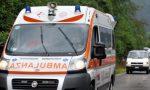Tremendo schianto a Cavernago, ferito gravemente un 61enne di Mornico