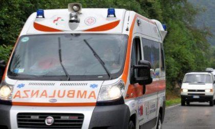 Schianto a Capriate muore motociclista di 40 anni