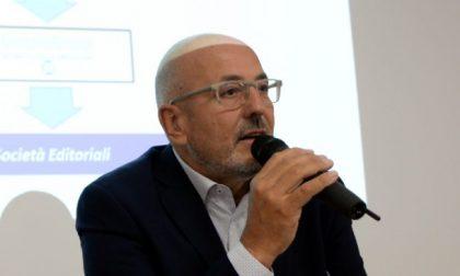 Angelo Baiguini lascia la direzione del nostro Giornale