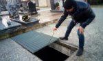 Malore in una fossa del cimitero: il sindaco ricorda l'amico Pietro Ghidotti