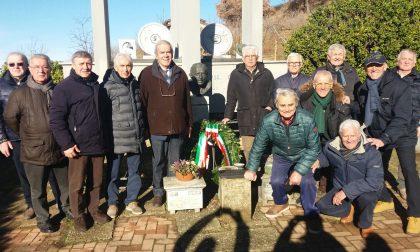 Ciclistica Trevigliese a Castellania per omaggiare Coppi