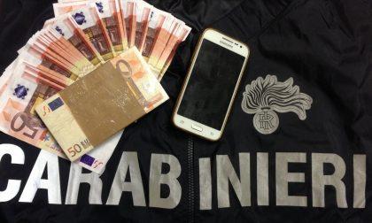 Arrestato per estorsione 31enne albanese