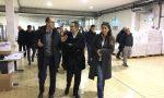Il tour di Attilio Fontana tra le aziende della Bergamasca