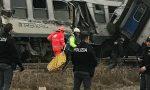 Incidente ferroviario a Pioltello, tre morti e 10 feriti gravi VIDEO