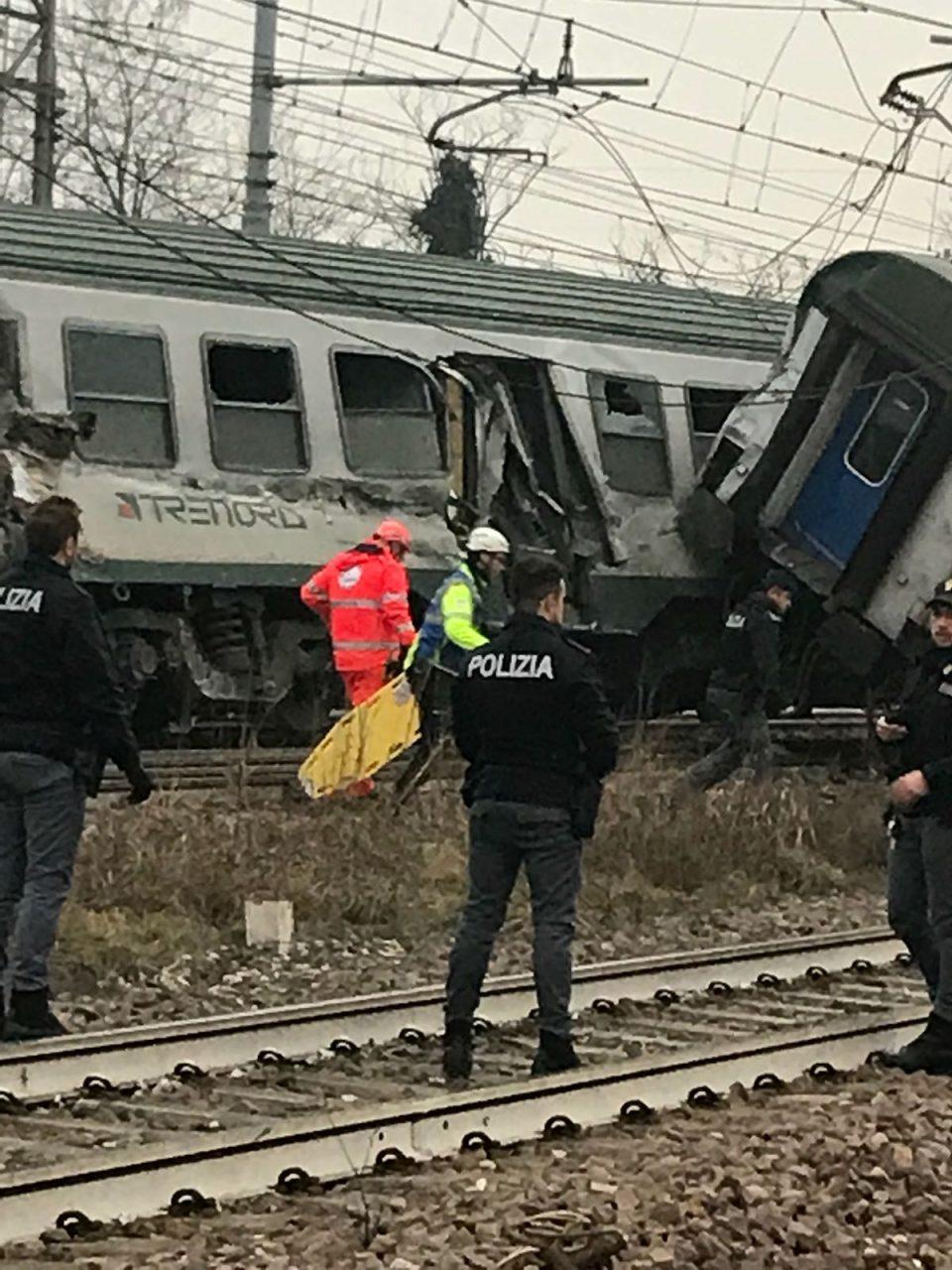 incidente ferroviario
