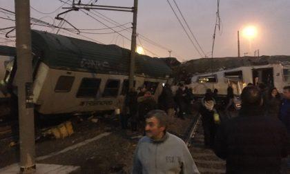 Treno deragliato, sale a 4 il bilancio delle vittime il cordoglio delle istituzioni
