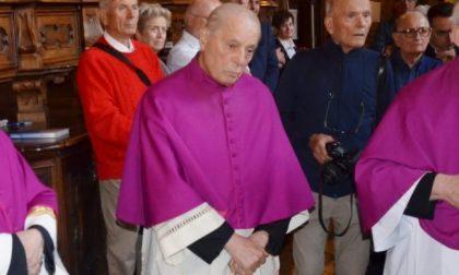 La Diocesi piange monsignor Luigi Gerevini
