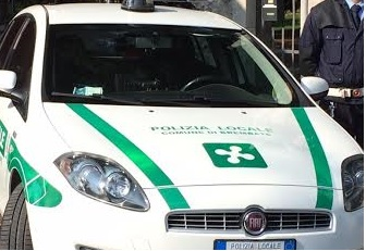 Multa record per un ubriaco senza patente coinvolto in un incidente a Brembate