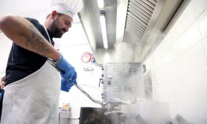 Teo Roncalli delle Veline Grasse chef benefico per una notte FOTO
