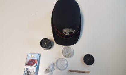 Droga a scuola, ennesimo controllo dei carabinieri