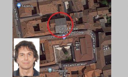 Steffanoni, il grillino anti-amianto e quel palazzo in via Roma…