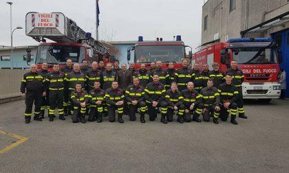 Vigili del fuoco volontari: a Treviglio 14mila euro