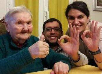 Auguri Antonia Gatti, 100 anni portati meravigliosamente
