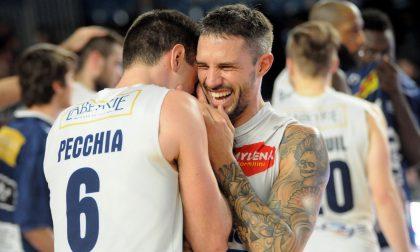 Crisi Blu Basket,Tommaso Marino se ne va e Treviglio perde il suo idolo del Palazzetto