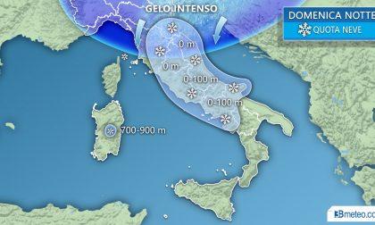 Big snow Il sindaco conferma: domani scuole aperte a Treviglio