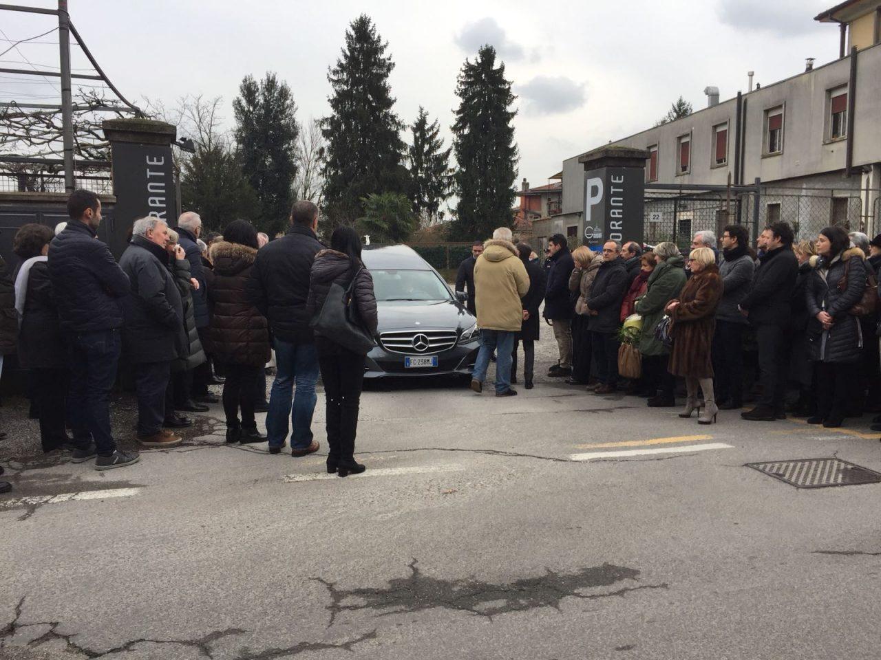 funerali di ida milanesi