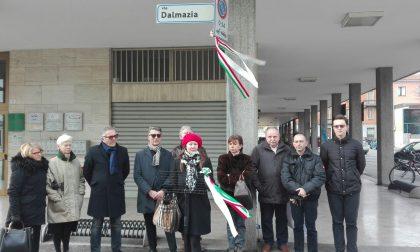 Giorno del ricordo, coccarde tricolori anche a Treviglio