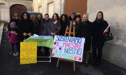Diplomati magistrali: questa mattina la raccolta firme a Calvenzano