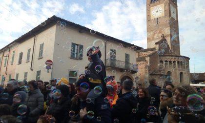 Rivolta in festa per il Carnevale - FOTO E VIDEO