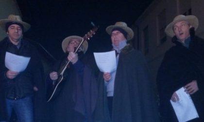 A Pianengo, i «Canti della Merla» FOTO