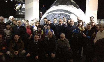 Associazione Arma Aeronautica alla scoperta della mostra firmata Nasa