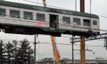 Treno Pioltello rimossi i binari e le prime carrozze