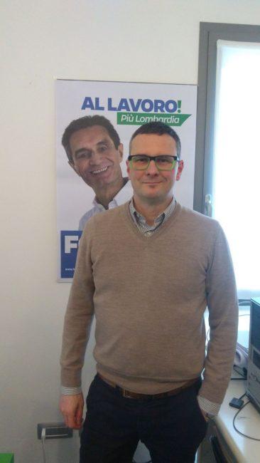 Elezioni regionali Lombardia Lega Nord candidato Giovanni Malanchini
