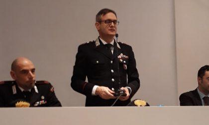 A lezione di sicurezza dal maggiore Carraro