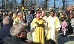"""""""La sindaca atea incontra il vescovo"""". E la minoranza la mette in croce"""