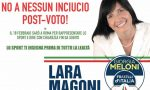 Lara Magoni e la gaffe dell'inciucio post voto