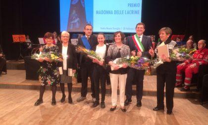 Premi Madonna delle Lacrime, l'IC Grossi al centro con i giovani