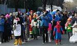 Carnevale Agnadello tra maschere e coriandoli VIDEO