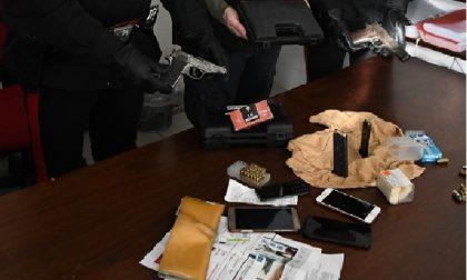 Armi clandestine, arrestato un 37enne rumeno