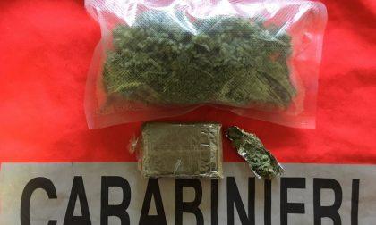 Spaccio di droga arrestato camperista