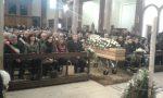 Il dolore di Capralba per il funerale di Alessandra Pirri
