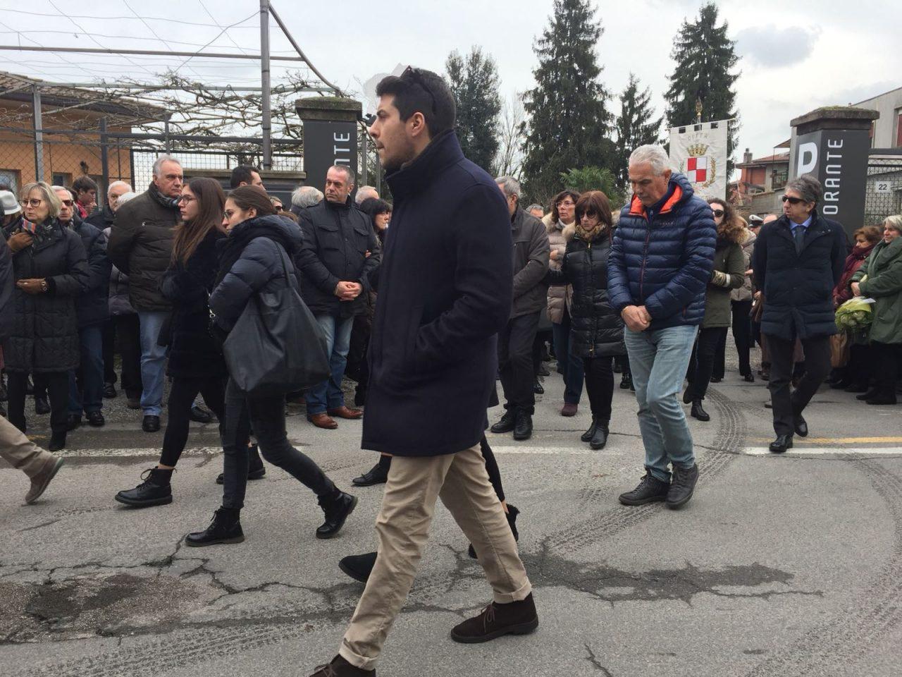 funerali ida milanesi