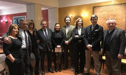 Lista Fontana, ecco i 10 candidati presentati a Bergamo