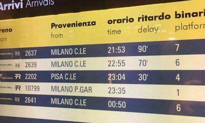Milano Bergamo in 4 ore, l'incubo dei pendolari del 2633