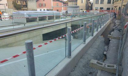 Piazza Setti: Corsa all'ultimo secondo per aprire il parcheggio