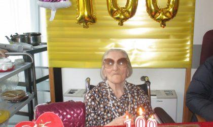 Tanti auguri Rosa e sono 100!